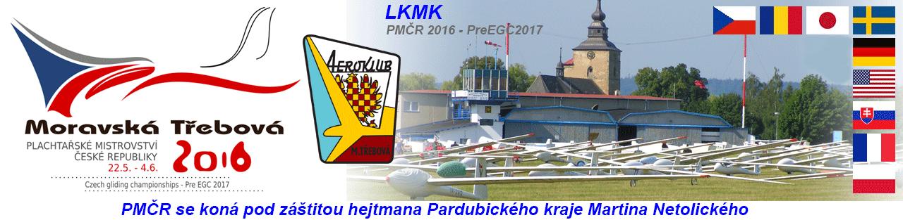 Plachtařské mistrovství České republiky 2016